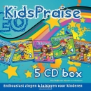 Productafbeelding EO Kidspraise 5-CD box